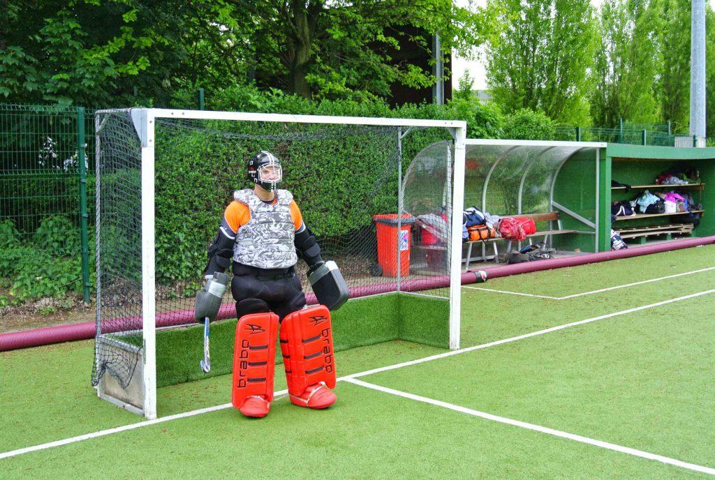 Hockey player tournament