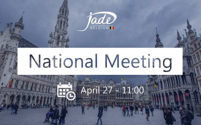 Jade Belgium – National Meeting