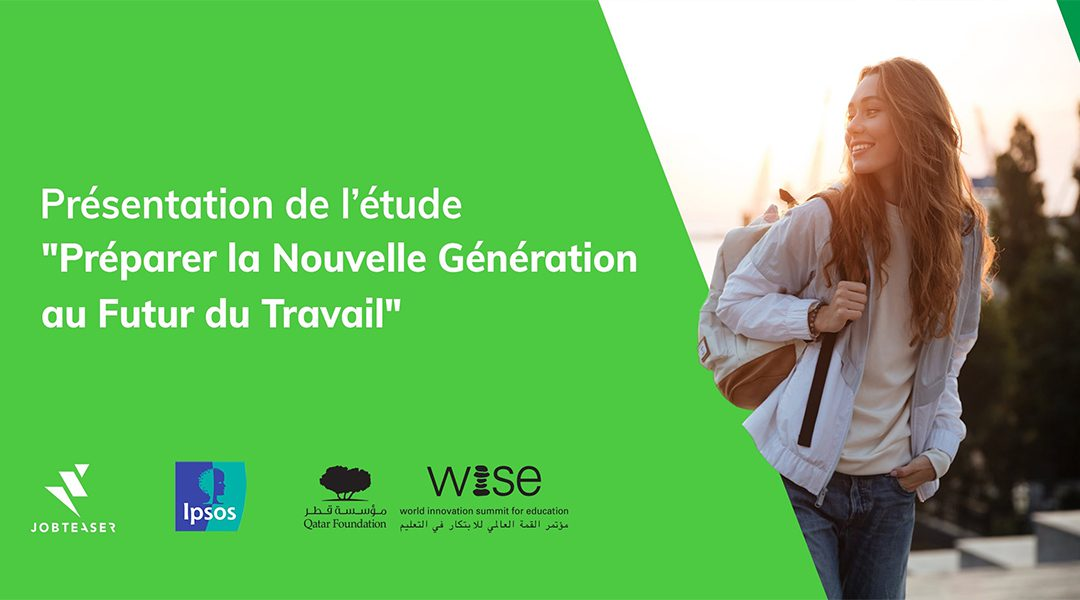 How to prepare the New Generation for the Future of Work? JobTeaser Conference