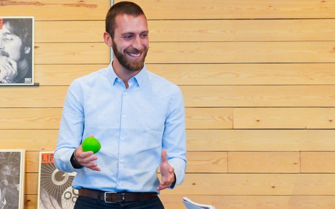 L'agilité, ce nouveau truc à la mode – Antonino