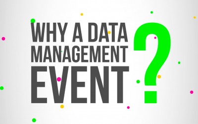 You&Meet – Why a Data Management Event? 🤖