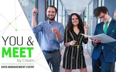 You&Meet – Data Management Event