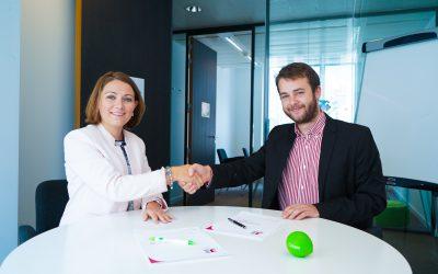 Junior Entreprises Belgium partnership
