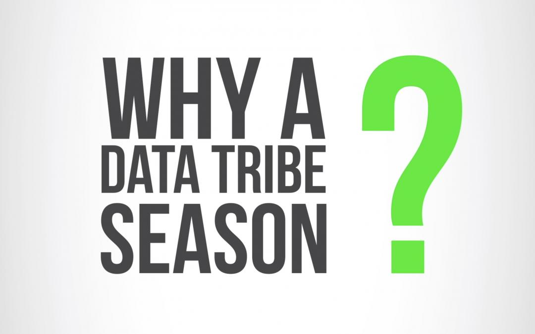 #🍋channel – Data Tribe season – Ep1