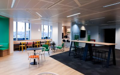 Discover our brand new office!