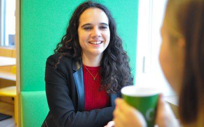 Why I became a mentor at Cream – Ambre