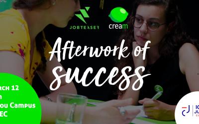 Afterwork of success @ICHEC