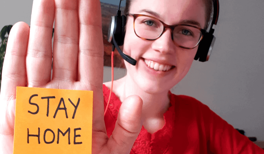 Already eleven weeks of teleworking! – by Mélanie