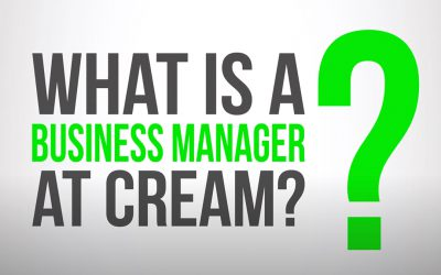 WE ARE LOOKING FOR BUSINESS MANAGERS