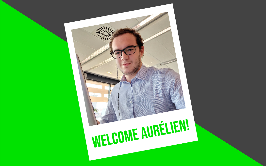 Let us introduce you Aurélien