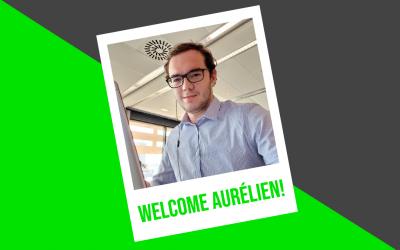 Let us introduce you Aurélien