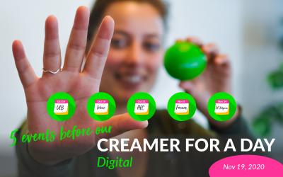 Creamer for a Day – Digital