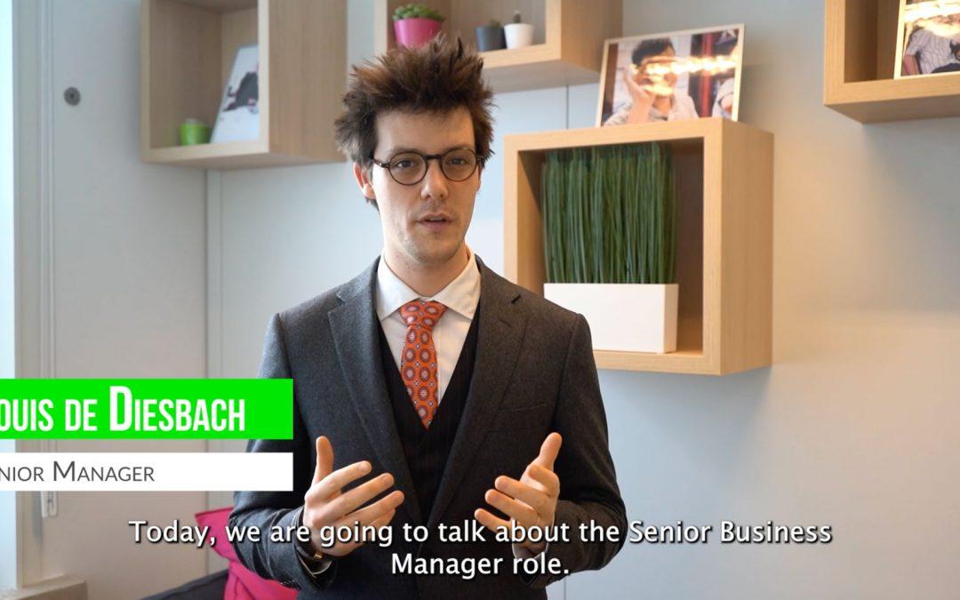 #LimeChannel – Senior Business Manager Season