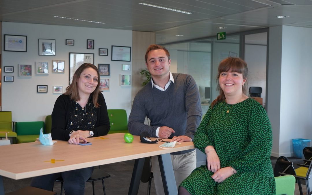 NEW MENTORS IN THE TEAM